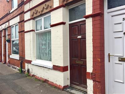 Seddon Street,  Manchester,